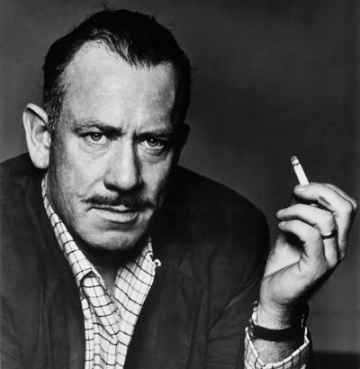 a brief history of the life of john steinbeck Key events and dates in a john steinbeck timeline, compiled by phds and  masters from  in november he travels to new york city to start his life as a writer   the long valley, a collection of short stories set in and around salinas, is  published  he publishes a non-fiction account of his tour of russia entitled a  russian.