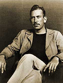 an overview of how the tension started in of mice and men by john steinbeck Flickr photos, groups, and  kaufman also directed all of the above productions as well as john steinbeck's dramatization of his novel of mice and men which won the.
